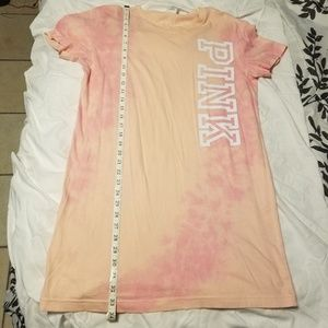 Pink by Victoria's Secret T-shirt dress